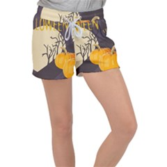 Halloween 979495 1280 Women s Velour Lounge Shorts