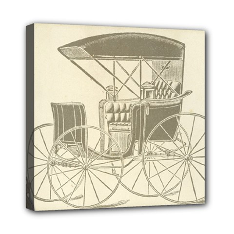 Vintage 979514 1280 Mini Canvas 8  X 8  (stretched)