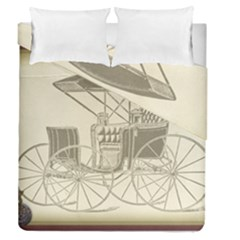 Vintage 979514 1280 Duvet Cover Double Side (queen Size)