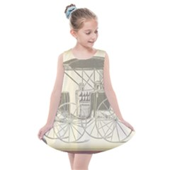Vintage 979514 1280 Kids  Summer Dress