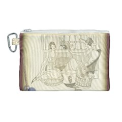 Vintage 979513 1280 Canvas Cosmetic Bag (large)