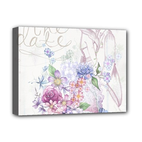 Wedding 979940 1280 Deluxe Canvas 16  X 12  (stretched)  by vintage2030
