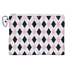 Argyle 316837 960 720 Canvas Cosmetic Bag (xl) by vintage2030