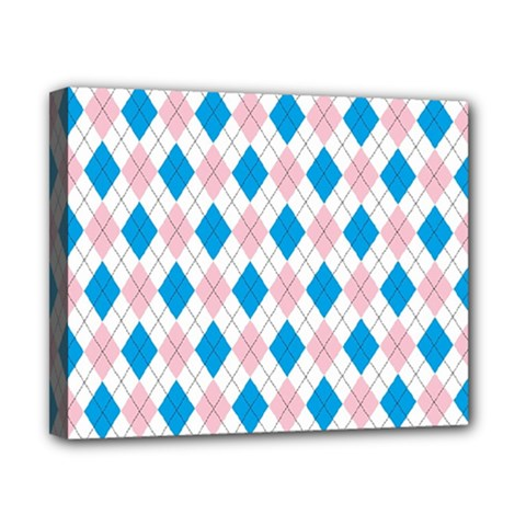 Argyle 316838 960 720 Canvas 10  X 8  (stretched)