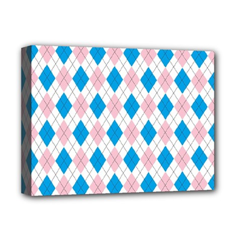 Argyle 316838 960 720 Deluxe Canvas 16  X 12  (stretched)