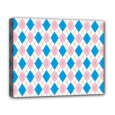 Argyle 316838 960 720 Deluxe Canvas 20  X 16  (stretched)