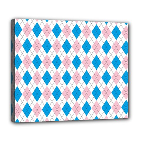 Argyle 316838 960 720 Deluxe Canvas 24  X 20  (stretched)