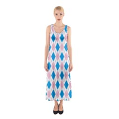 Argyle 316838 960 720 Sleeveless Maxi Dress