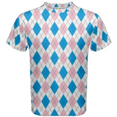 Argyle 316838 960 720 Men s Cotton Tee