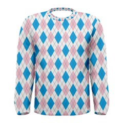 Argyle 316838 960 720 Men s Long Sleeve Tee
