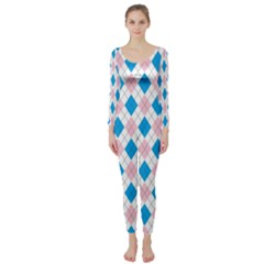 Argyle 316838 960 720 Long Sleeve Catsuit