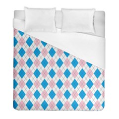 Argyle 316838 960 720 Duvet Cover (full/ Double Size)