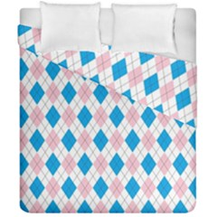 Argyle 316838 960 720 Duvet Cover Double Side (california King Size)