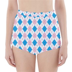Argyle 316838 960 720 High Waisted Bikini Bottoms