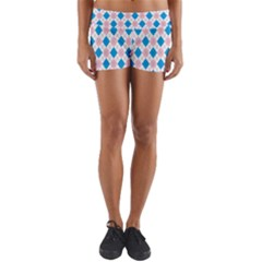 Argyle 316838 960 720 Yoga Shorts