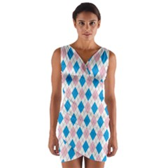 Argyle 316838 960 720 Wrap Front Bodycon Dress