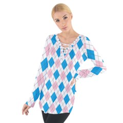 Argyle 316838 960 720 Tie Up Tee