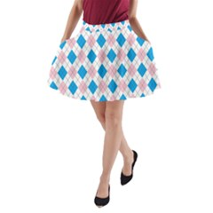 Argyle 316838 960 720 A Line Pocket Skirt