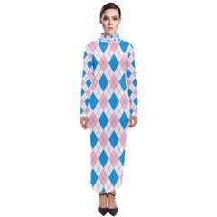 Argyle 316838 960 720 Turtleneck Maxi Dress