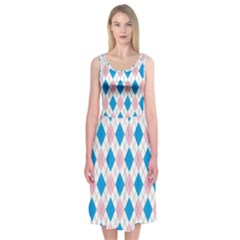 Argyle 316838 960 720 Midi Sleeveless Dress