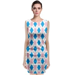 Argyle 316838 960 720 Classic Sleeveless Midi Dress