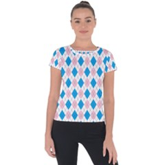 Argyle 316838 960 720 Short Sleeve Sports Top