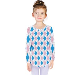Argyle 316838 960 720 Kids  Long Sleeve Tee