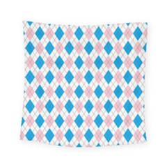 Argyle 316838 960 720 Square Tapestry (small)