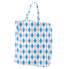 Argyle 316838 960 720 Giant Grocery Tote by vintage2030