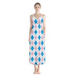 Argyle 316838 960 720 Button Up Chiffon Maxi Dress