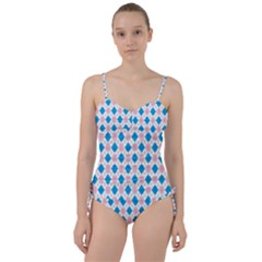 Argyle 316838 960 720 Sweetheart Tankini Set