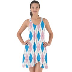 Argyle 316838 960 720 Show Some Back Chiffon Dress