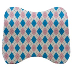 Argyle 316838 960 720 Velour Head Support Cushion