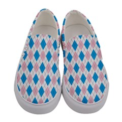 Argyle 316838 960 720 Women s Canvas Slip Ons