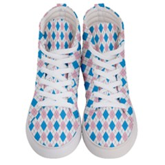 Argyle 316838 960 720 Women s Hi Top Skate Sneakers