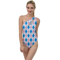 Argyle 316838 960 720 To One Side Swimsuit