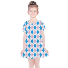 Argyle 316838 960 720 Kids  Simple Cotton Dress