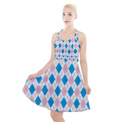 Argyle 316838 960 720 Halter Party Swing Dress