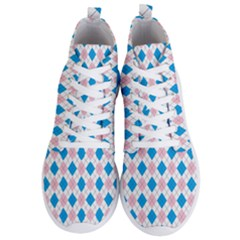 Argyle 316838 960 720 Men s Lightweight High Top Sneakers