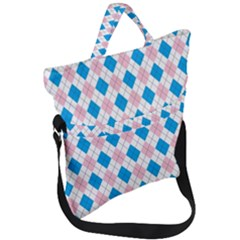Argyle 316838 960 720 Fold Over Handle Tote Bag