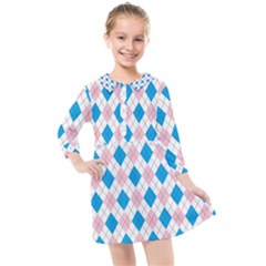 Argyle 316838 960 720 Kids  Quarter Sleeve Shirt Dress