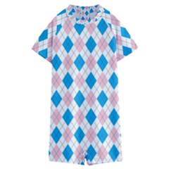 Argyle 316838 960 720 Kids  Boyleg Half Suit Swimwear