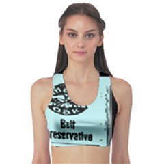 Liftarn Old Can Brown Sports Bra