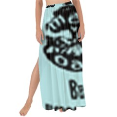 Liftarn Old Can Brown Maxi Chiffon Tie Up Sarong