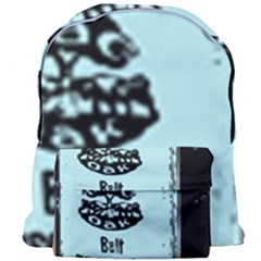 Liftarn Old Can Brown Giant Full Print Backpack