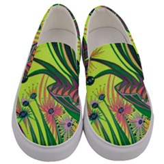 Sweetness  Men s Canvas Slip Ons