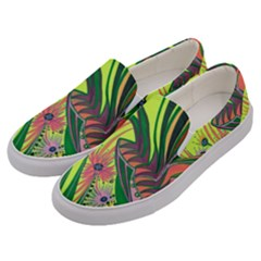 Sweetness  Men s Canvas Slip Ons by nicholakarma