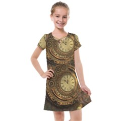 Awesome Steampunk Design, Clockwork Kids  Cross Web Dress by FantasyWorld7