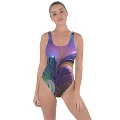 Fractal Artwork Art Swirl Vortex Bring Sexy Back Swimsuit