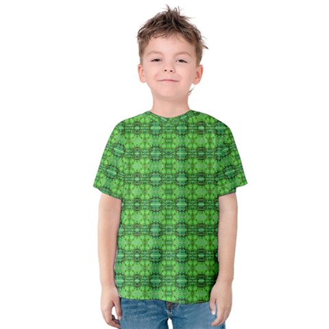 Contemplaidd Kids  Cotton Tee by plaides